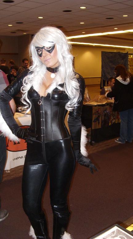 Black Cat Jessica Nigri by norrit07