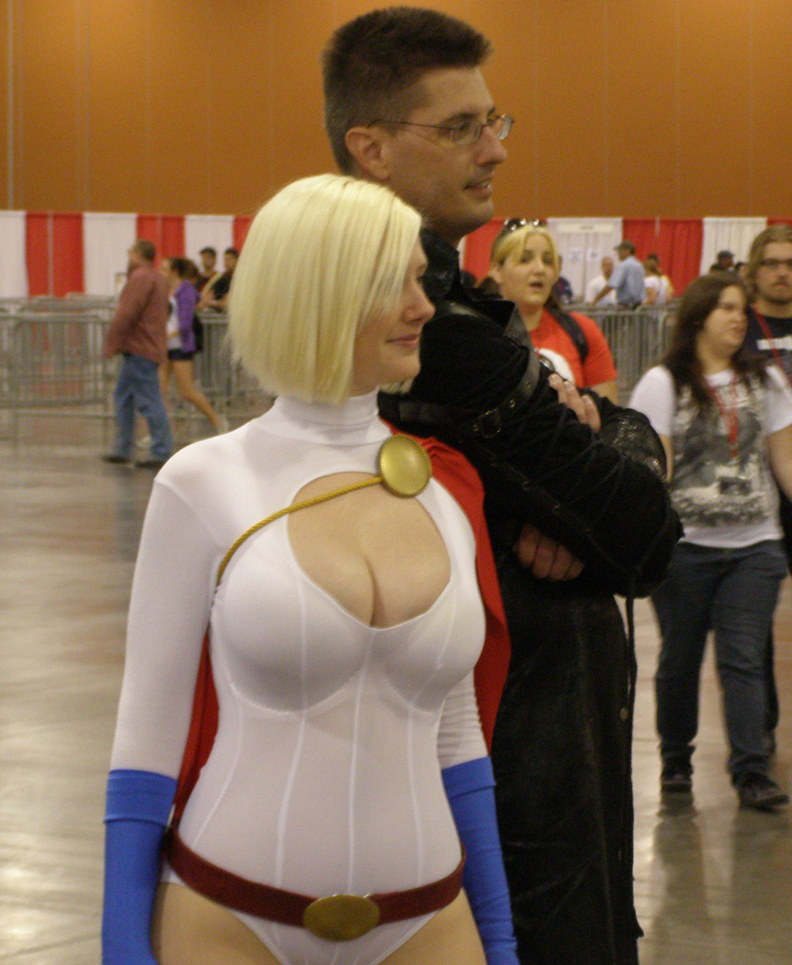Power Girl PCC11 by norrit07
