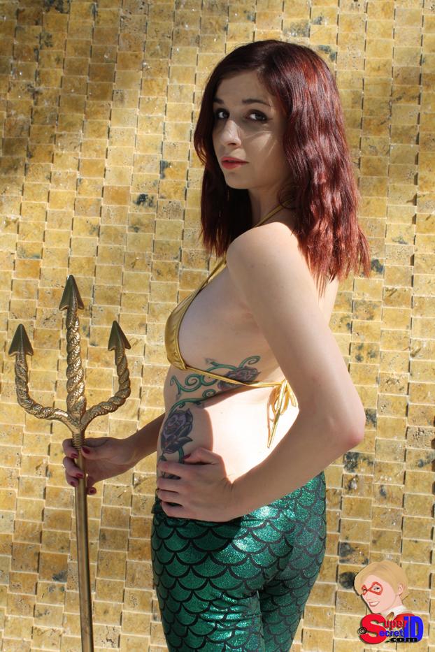 Mera Queen of Atlantis by norrit07