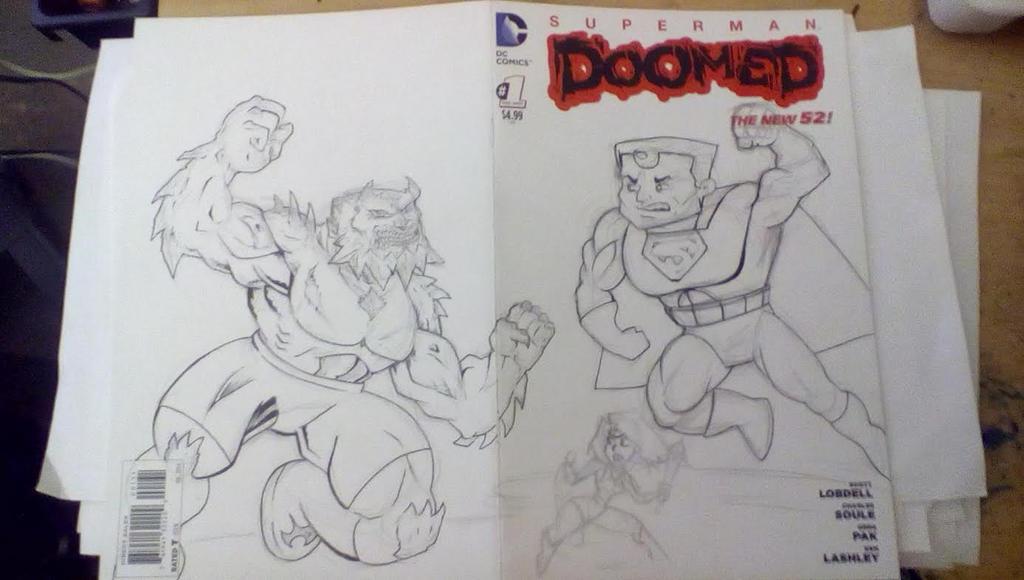 Supermandoomed by norrit07