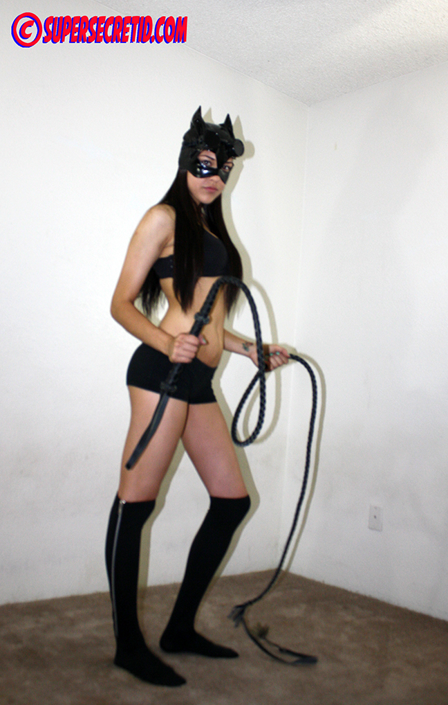 Kaylees Sporty Catwoman by norrit07
