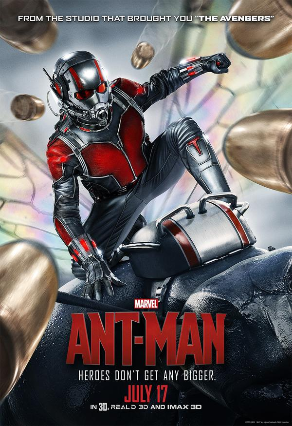 Ant-Man poster 3 by norrit07