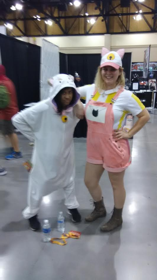 Bee and Puppycat Cosplay by norrit07