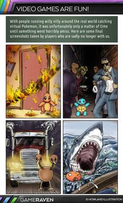 Video Games Are Fun! - PokemonGo