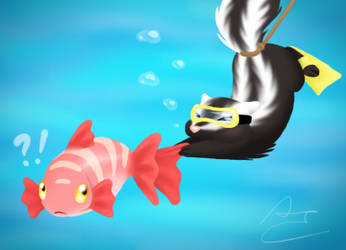 Candy Fish.... Or Not by resizer