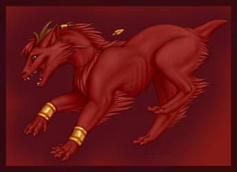 Dragon Douglas by resizer