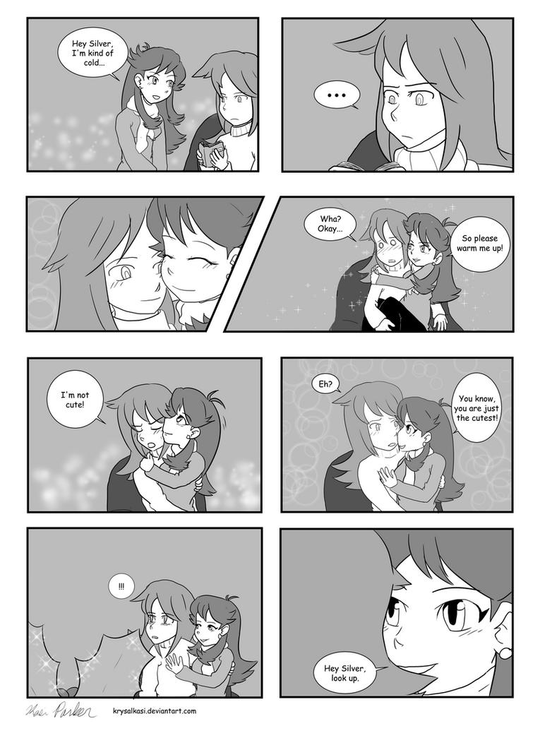 Under Our Mistletoe - Page One by KrysalKasi