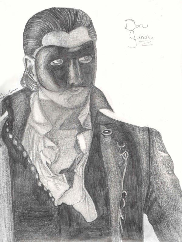 Don Juan by Heidi-Fisher