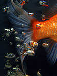 Mercury fish by Merlin44