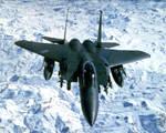 USAF F-15E Strike Eagle Iraq 1999