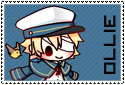 Vocaloid Oliver Stamp by Panajandro