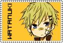 Watanuki Stamp by Panajandro