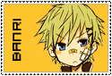 Banri Stamp by Panajandro