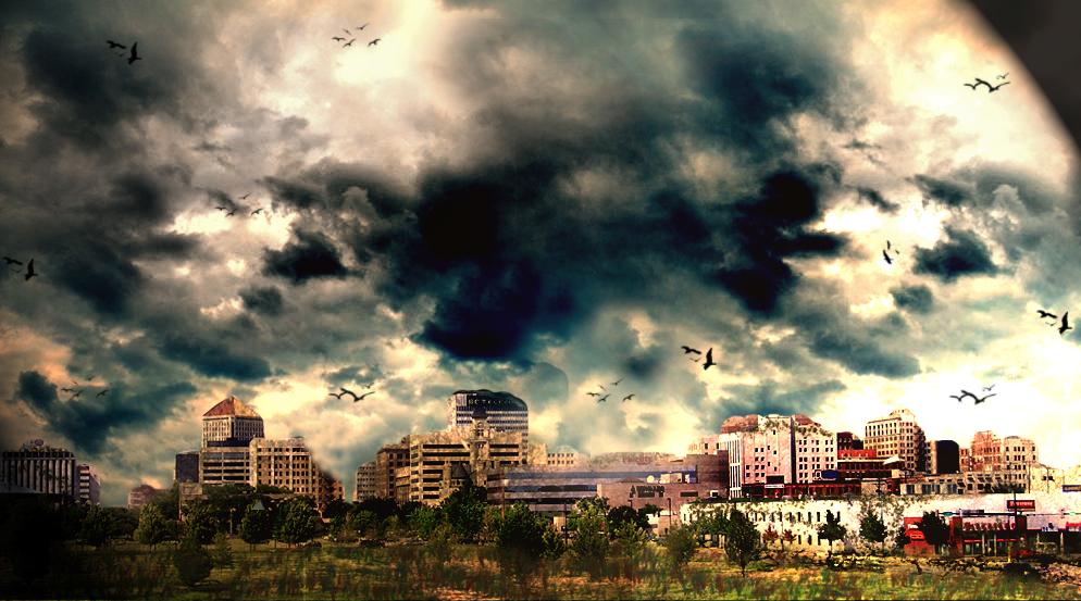 End Of The World Wallpaper by sorrowmonkey86 on DeviantArt
