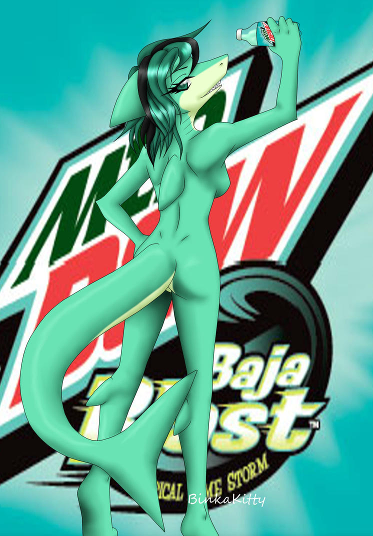 BAJA BLAST! by BinkaKitty