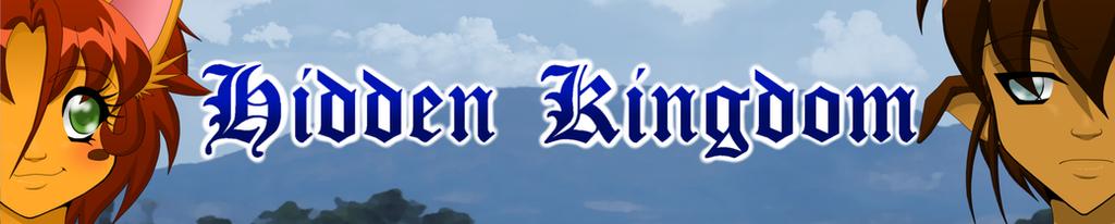 Hidden Kindom Banner by BinkaKitty