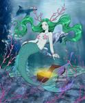 Underwater Treasure (coloring contest) by BinkaKitty
