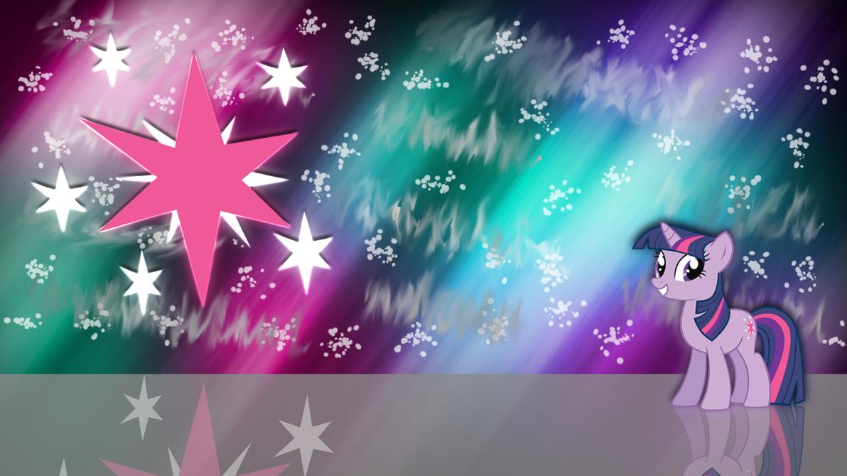 Twilight Sparkle Wallpaper by JamesG2498