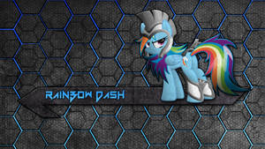 Rainbow Dash wallpaper 8