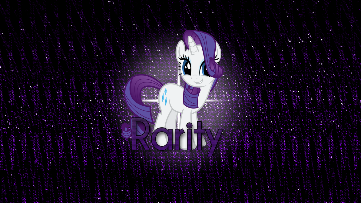 Rarity wallpaper 14 by JamesG2498
