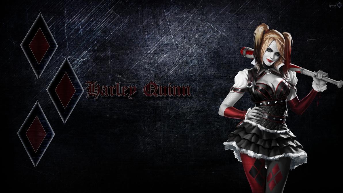 Harley Quinn Wallpaper 1 by JamesG2498
