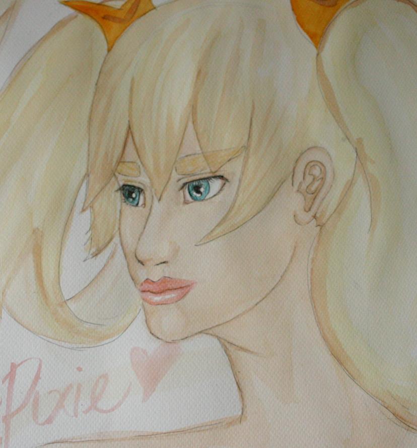 Pixie by unicornnana