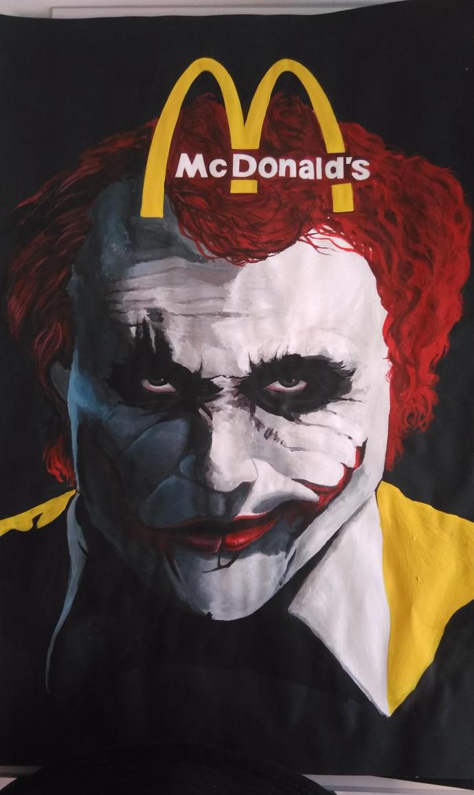 Joker by Scrappex