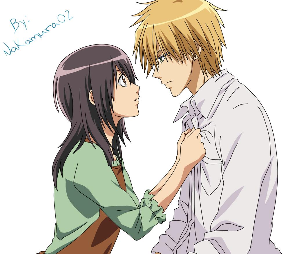 Усуи и мисаки аниме картинки 3