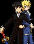 Yuri and Wolfram vector