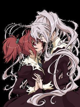 Nagisa and Shizuma