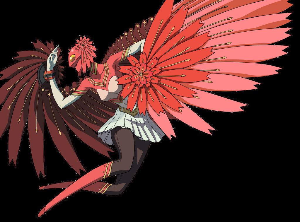Konohana Sakuya (Yukiko's persona) by Nakamura02