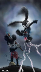 Epic Mickey power of two