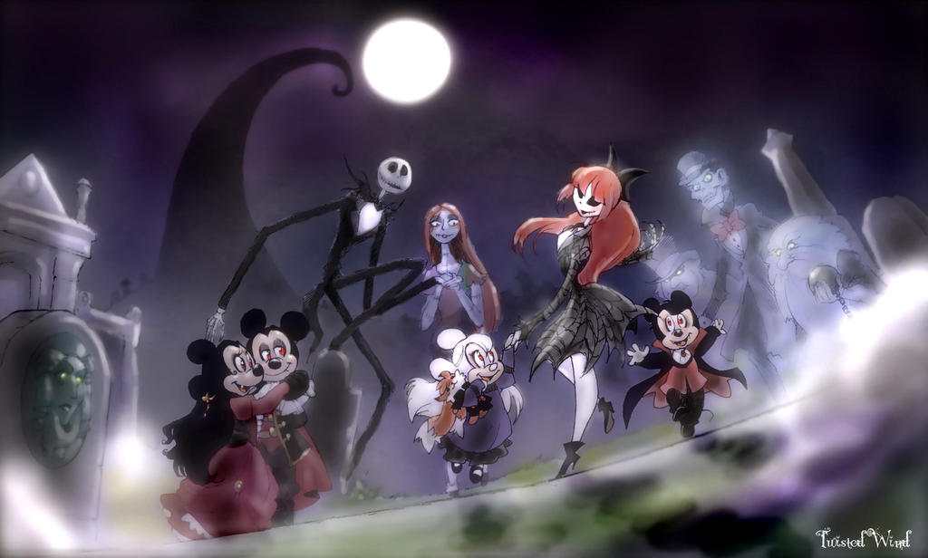 Happy Halloween 2012 by twisted-wind
