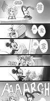 Epic Mickey- finding Emily by twisted-wind
