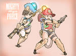 Mighty Steam Force