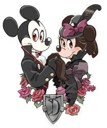 MickeyMina ID by twisted-wind