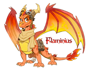 Flaminius by twisted-wind