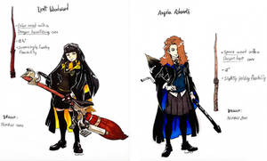 Hogwarts new students