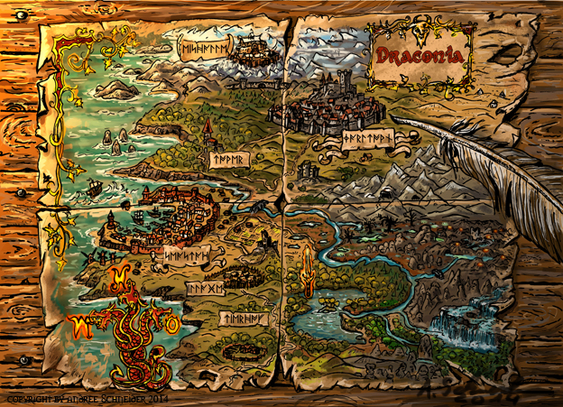Fantasymap Web by develino