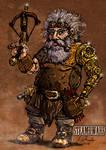 The Steam-Dwarf