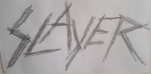 Slayer logo by BenTheGhost6704