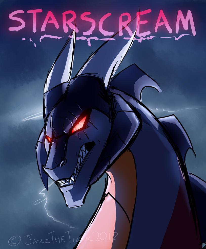 Screamer by JazzTheTiger