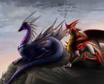 Dragonformers: TFP Soundwave and Knockout