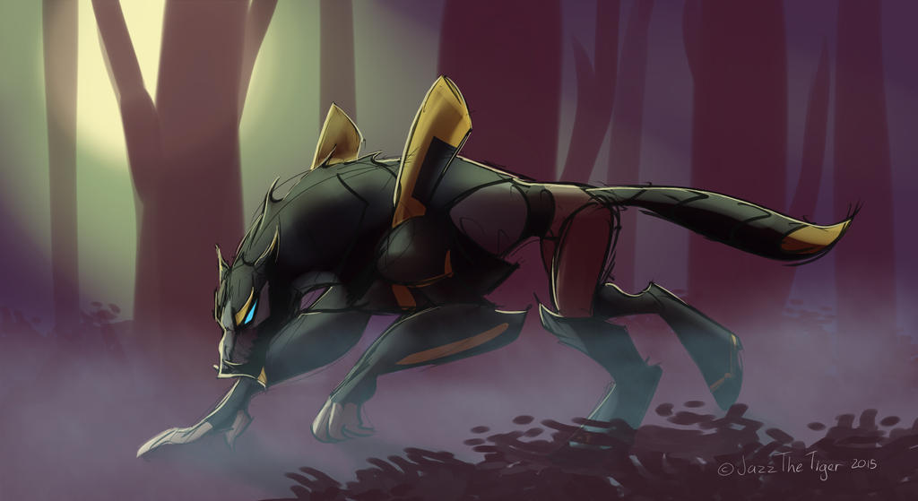 On the Prowl by JazzTheTiger