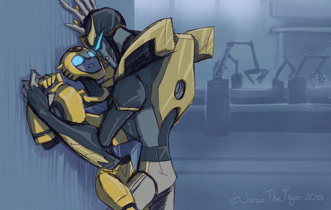 Prowl Transformers Animated Umm... by JazzTheTiger...