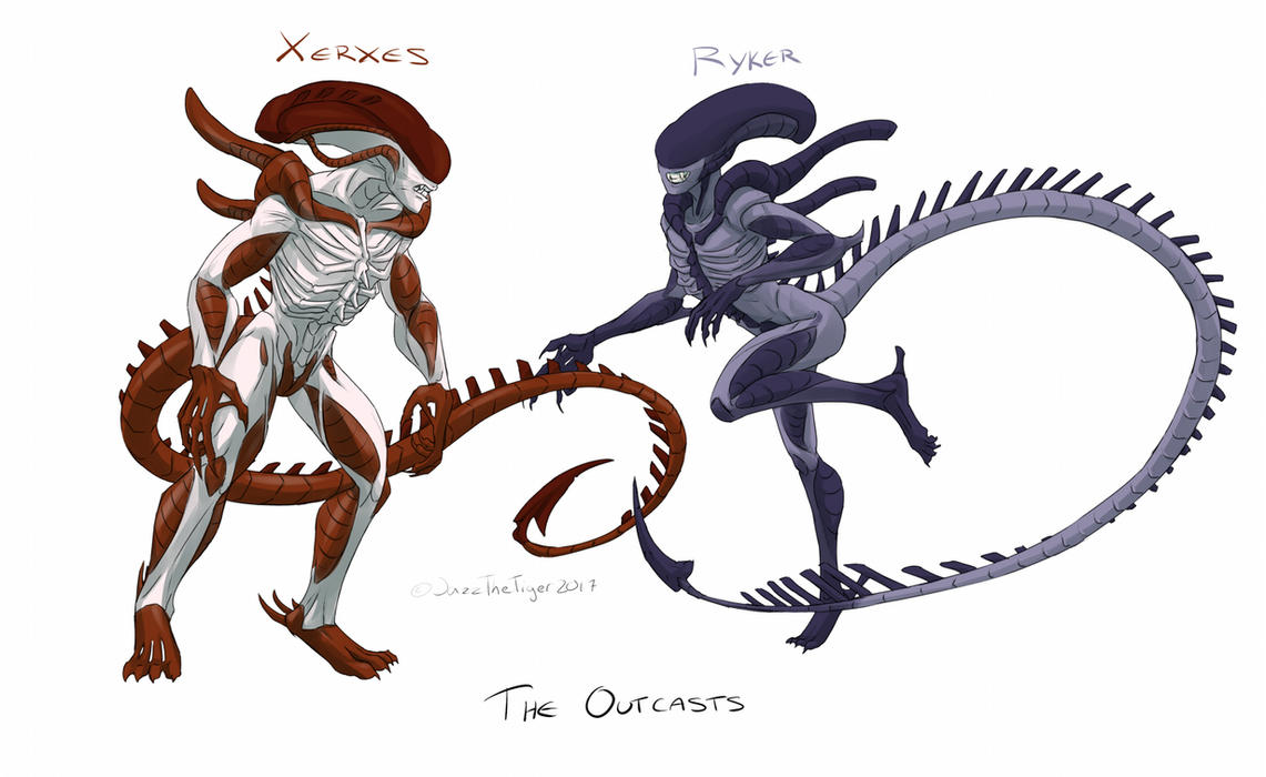 The Outcasts by JazzTheTiger