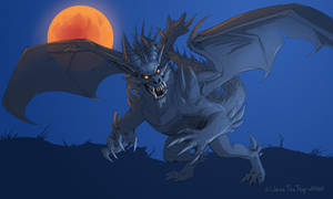 Were-Dragon!