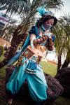 Steampunk Jasmine Makes a Wish