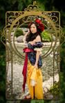 Art Nouveau Snow White
