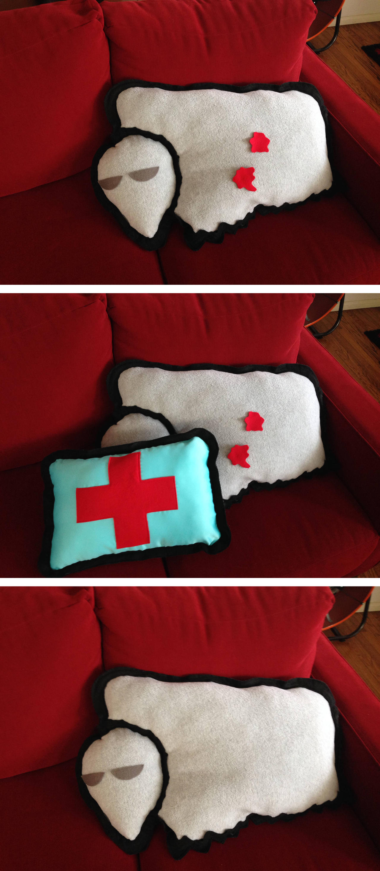 How to heal your injured Muffalo by cindyrellacosplay on ...